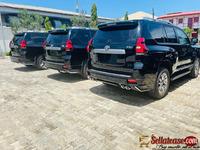 Brand New 2021 Toyota Land Cruiser Prado v4 for sale in Lagos Nigeria