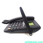 GSM Wireless Deskphone with SIM Slot BY HIPHEN SOLUTIONS