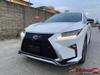Tokunbo 2020 Lexus RX350 FSPORT for sale in Nigeria