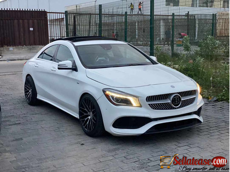 Tokunbo 2014 Mercedes-AMG CLA 45 for sale in Nigeria
