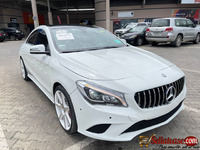 Tokunbo 2014 Mercedes Benz CLA250 4Matic for sale in Nigeria