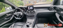 Tokunbo 2018 Mercedes Benz GLC300 4matic for sale in Nigeria