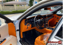 Brand new 2021 Rolls Royce Ghost for sale in Nigeria