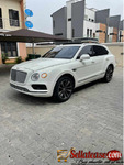 2018 Bentley Bentayga for sale in Nigeria