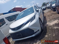 Tokunbo 2021 Toyota Sienna for sale in Nigeria