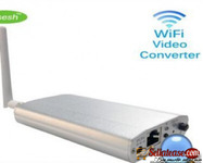 WIRELESS IP VIDEO CONVERTER BY HIPHEN SOLUTIONS