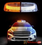 Zento Deals Dual Color Amber & White 240-LED BY HIPHEN SOLUTIONS