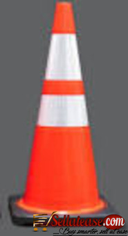 Square Traffic Cones BY HIPHEN SOLUTIONS