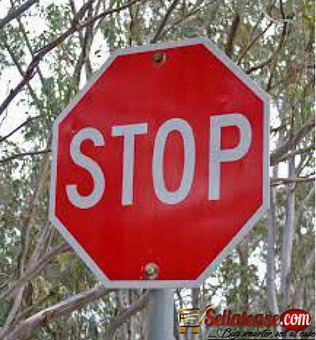 Stop Sign BY HIPHEN SOLUTIONS