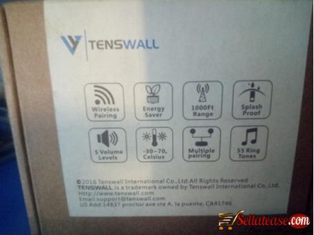 Tenswall Wireless Door Bell BY HIPHEN SOLUTIONS
