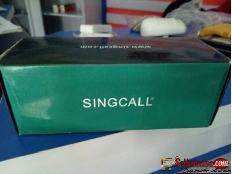 Singcall Wireless Wristwatch Receiver BY HIPHEN SOLUTIONS