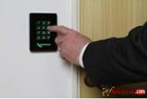 RFID Access Control Reader Stand BY HIPHEN SOLUTIONS