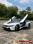 Tokunbo 2019 BMW i8 coupe for sale in Nigeria