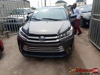 Tokunbo 2018 Toyota Highlander for sale in Nigeria