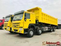 Tokunbo Howo 40 tonnes dumptrucks for sale in Nigeria