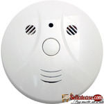 REMOTE HIDDEN SPY SMOKE DETECTOR DVR BY HIPHEN SOLUTIONS