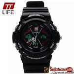 TT Life Dual Wrist Watches Analog and Digital