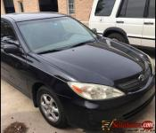 Tokunbo TOYOTA CAMRY big for nothing 2004 for sale in Nigeria