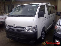 Tokunbo TOYOTA HIACE 2007 BUS for sale in Nigeria