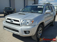 Foreign used tokunbo TOYOTA 4RUNNER 2008 for sale in Nigeria