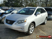Used  LEXUS RX350 2010 for sale in Nigeria
