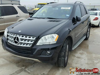 Nigerian used MERCEDES ML350 2008 for sale