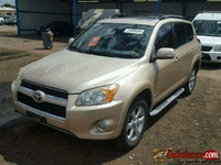 used TOYOTA RAV4 2010 for sale in Nigeria