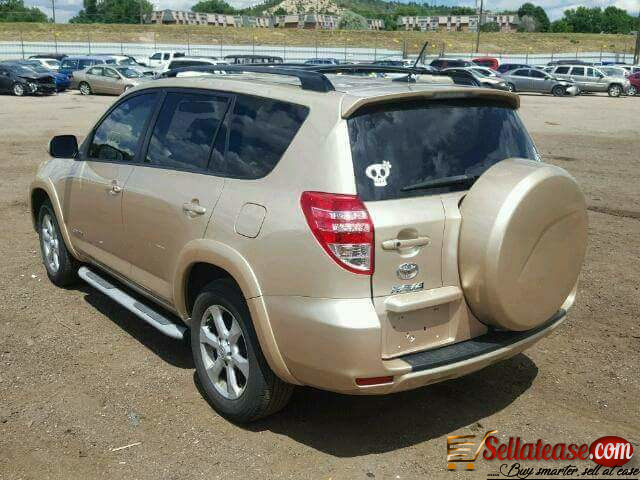 Foreign Used Toyota Rav4 >> Foreign Used Toyota Rav4 2010 Model Sell At Ease Online