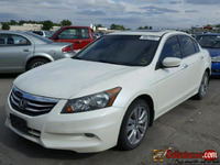 Foreign used/ tokunbo HONDA ACCORD 2008 for sale