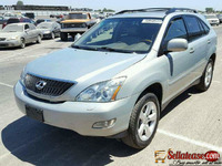 Foreign used/ tokunbo 2008 LEXUS RX350 for sale in Nigeria