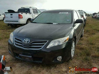 Foreign used/ tokunbo Toyota Camry spider 2011 for sale in Nigeria