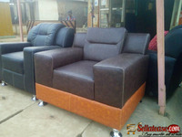 We sell all kinds of furniture ranging from  settee, bed, wardrobe, etc