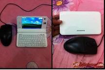 Hp mini laptop with 2GB ram