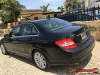 Used 2009 Mercedes Benz C300 4matic
