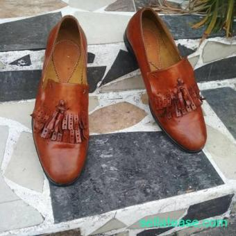 Quality leather shoe