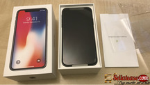 Apple iPhone X 256GB Silver Unlocked