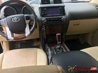 Tokunbo 2017 model TXL Toyota Landcruiser for sale in Nigeria