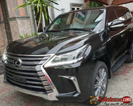 Brand new 2018 bullet proof Lexus LX570
