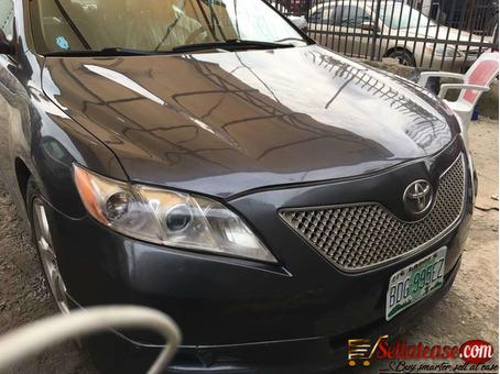Nigerian used Toyota Camry Sport 2009 V6