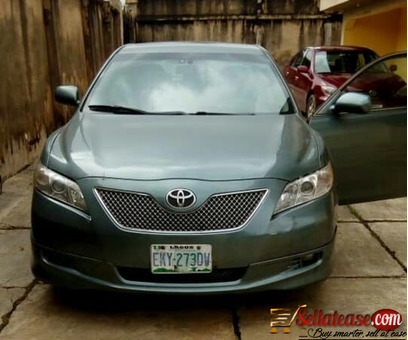 Nigerian used Toyota Camry 2009 SE Manual for sale in Nigeria