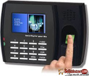 EZILIFE FINGERPRINT TIME ATTENDANCE SYSTEM