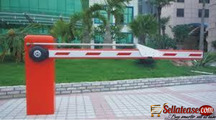 BOOM BARRIER CAR PARKING SYSTEM