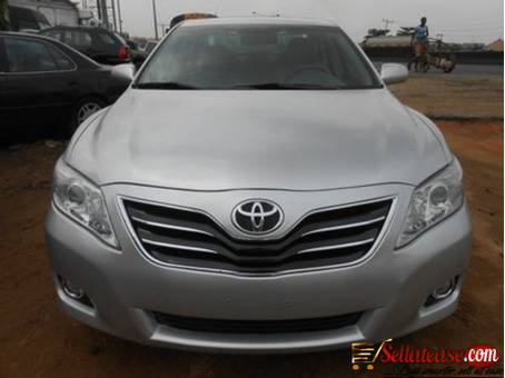 Used 2008 Toyota camry spider for sale in Nigeria