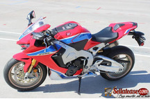 2017 Honda CBR1000RR SP2 for sale