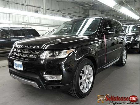 Range Rover Sport available