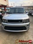 used 2011 Range Rover sport for sale in Nigeria