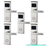 Xeeder Electronic Door Lock with RFID Card Access Control - 5 Sets
