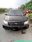 Nigerian used Toyota Highlander 2005 for sale
