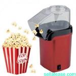Mini Popcorn Maker machine for sale in lagos(Electric)