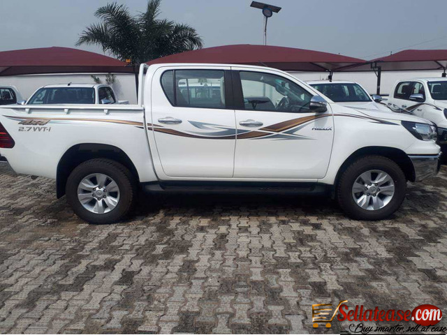 Brand New 2018 Toyota Hilux range for sale in Nigeria — Sell At Ease